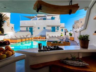 Evgenia Villas & Suites by Calm Collection, hotels in Fira