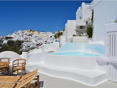 Cocoon Suites, hotels in Imerovigli