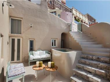 Ammos Oia Mansion, hotels in Oia