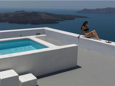 Aria Suites & Villas, hotels in Fira