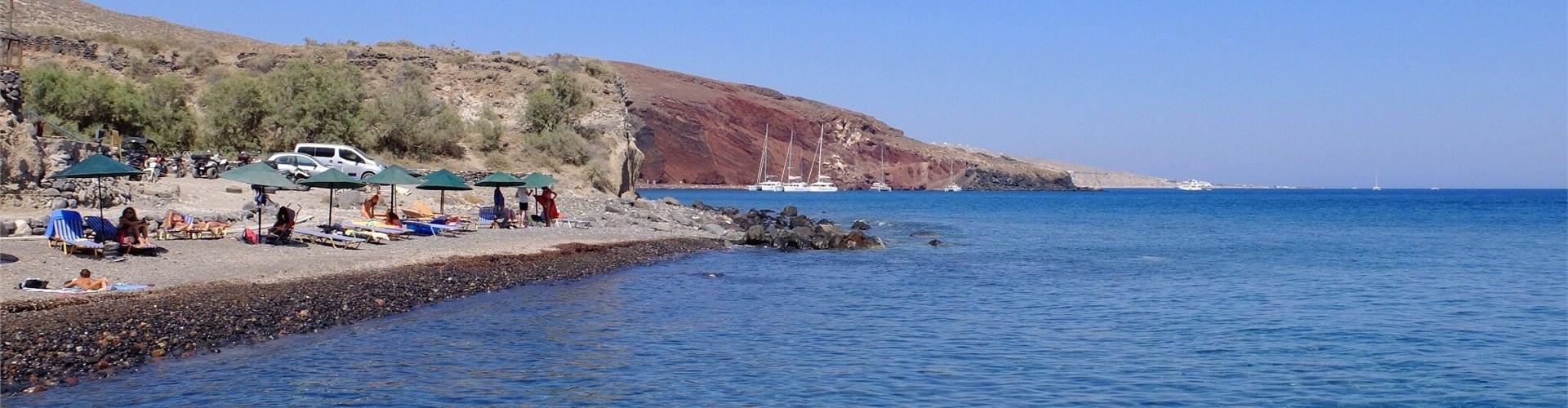 Kambia Beach - Beaches - Santorini