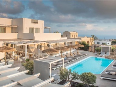 Impressive One, hotels in Pyrgos