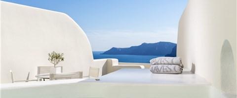 Junior Suite Plunge Pool Caldera Sea View