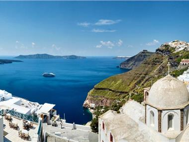 The Atlantis House -TopLocation & View, hotels in Fira