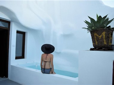 Aegean Mist Luxury Suites, hotels in Megalochori