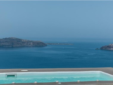 The 360° Caldera view house by Caldera Houses, hotels in Imerovigli
