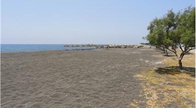 Agios Georgios beach - Beaches - Santorini