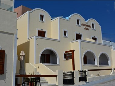 Anemomilos Suites, hotels in Fira