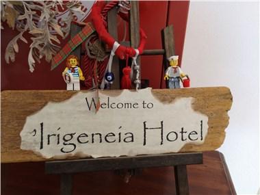 Irigeneia Hotel, hotels in Perissa