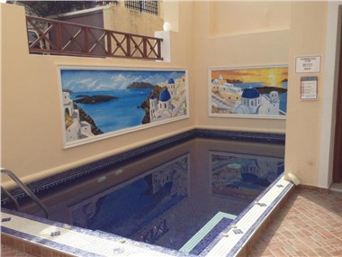 Antonia Apartments, hotels in Fira