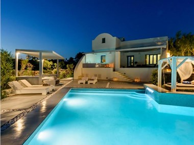 Ambeli Luxury Villa, hotels in Megalochori