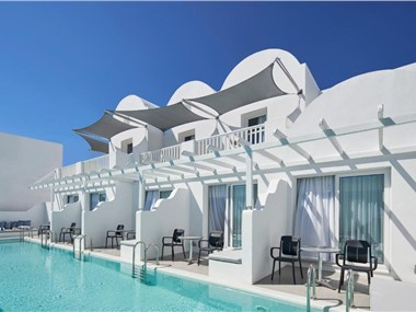 Aressana Spa Hotel & Suites, hotels in Fira
