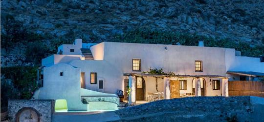 Photo of Canava Villas #1 in Santorini