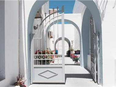 Calderimi Apartments, hotels in Fira