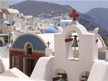 Christa's home, hotels in Oia