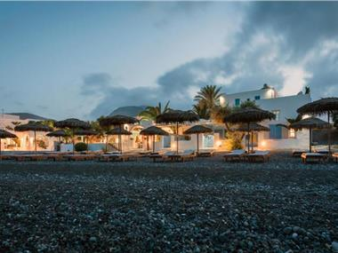 Sigalas Beach Hotel, hotels in Kamari