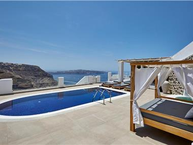 Celestia Grand, hotels in Fira