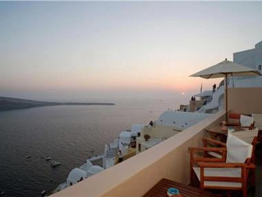 Santa Irini Cave Sunset Villa, hotels in Oia