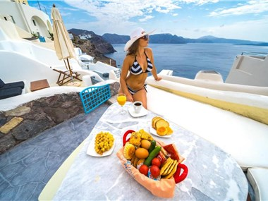 Santorini Paradise Cave Houses, hotels in Oia