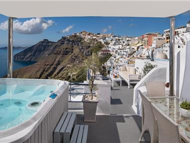 1809 Villa, hotels in Fira