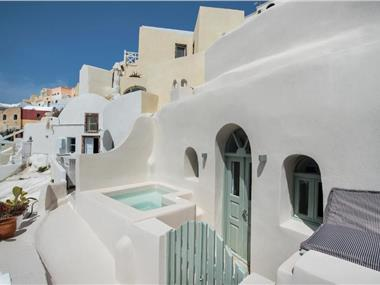 Artia Mansion, hotels in Oia