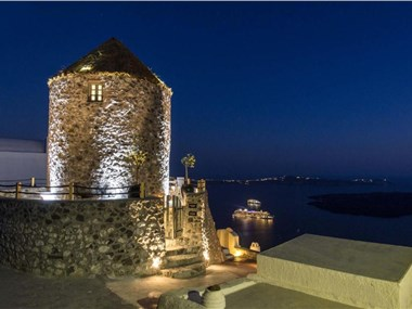 Windmill Villa, hotels in Imerovigli
