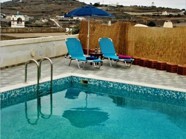 Loukas Kontos Traditional House, hotels in Emporio