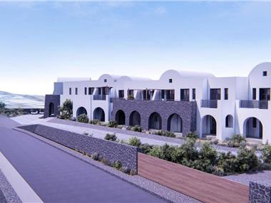Orama Hotel, hotels in Fira
