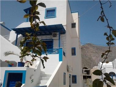 Villa Kostas, hotels in Perissa