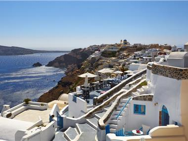 Kristy Cave House, hotels in Oia