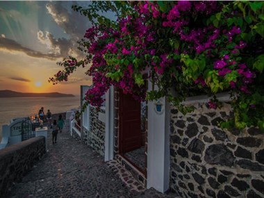 Aigialos Luxury Traditional Settlement, hotels in Fira