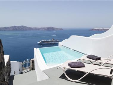 Adamant Suites, hotels in Fira