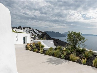 The Saint Hotel, hotels in Oia