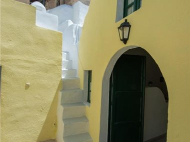Christos Apartments Oia, hotels in Oia