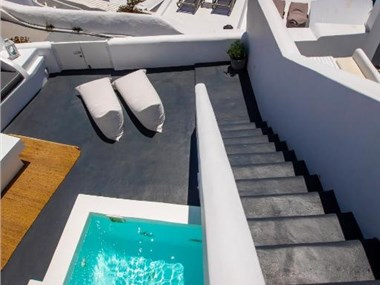 Infinity Collection Privé, hotels in Imerovigli