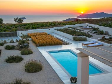 Philosophia Luxury Villa, hotels in Megalochori