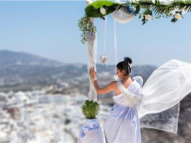 Mythical Blue Luxury Suites, hotels in Fira