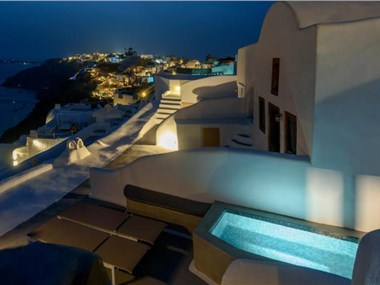 Ianthe Apartments & Villa, hotels in Oia