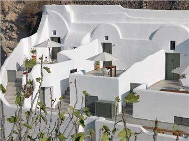 Drops Cave Houses, hotels in Vothonas