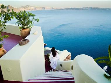 Angel Cave Houses, hotels in Oia