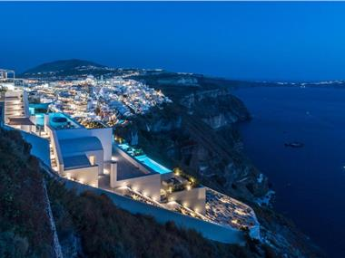 White Ark, hotels in Fira