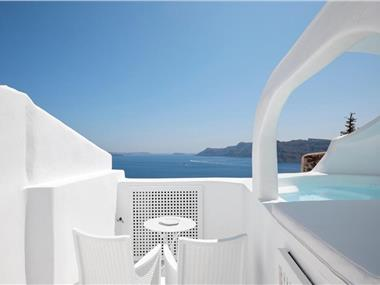Oia White Cave, hotels in Oia
