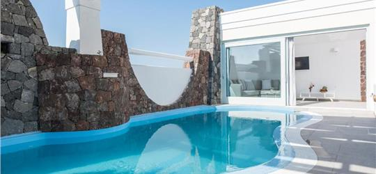 Photo of Secret Earth Villas - Santorini