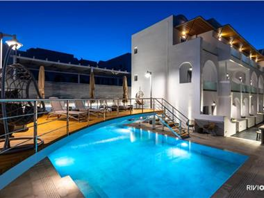 Deluxe Rest Boutique, hotels in Fira