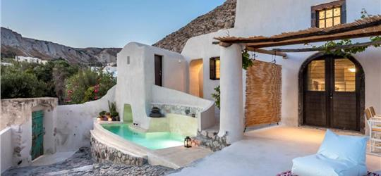 Photo of Canava Villas in Santorini