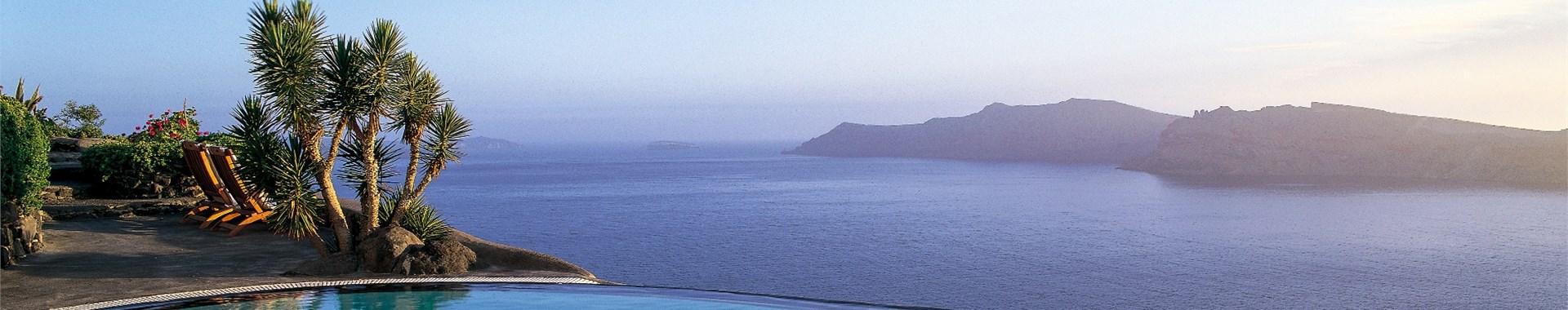 Santorini 5 Star Hotels