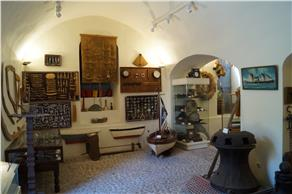 Naval Maritime Museum - Museums - Santorini