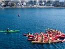 Photo of Santorini Sea Kayaking Tour