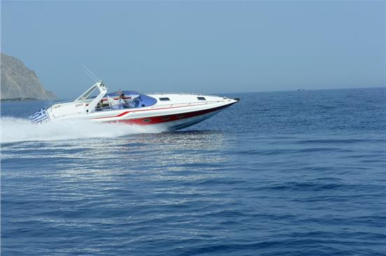Photo of Speedboat Sunseeker 37 Heaven Can Wait