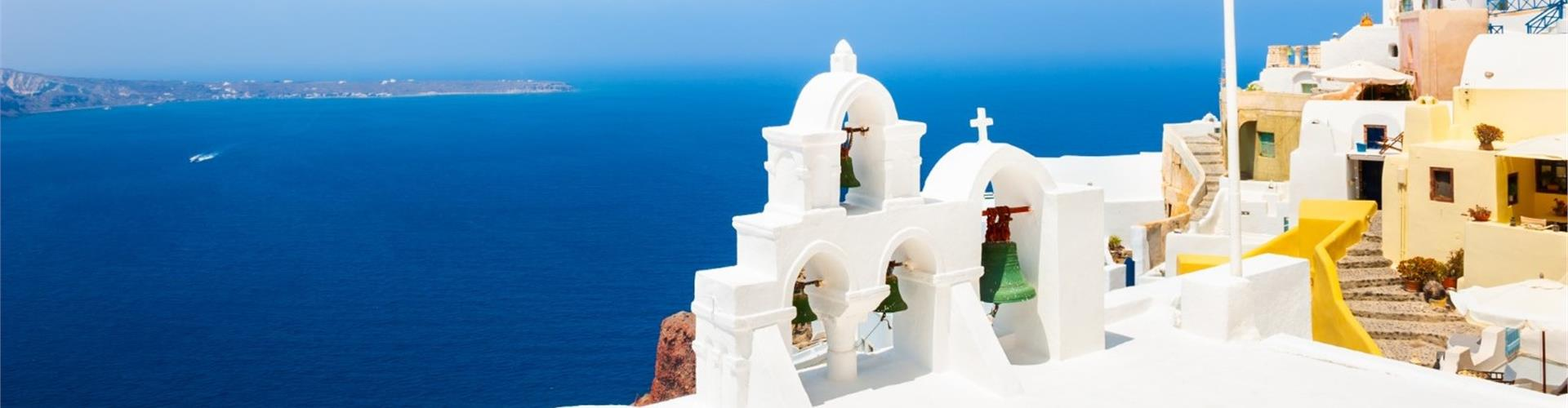 Photo of Santorini Highlights Private Bus Tour